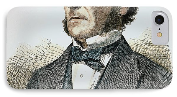 George Boole (1815-1864) Phone Case by Granger