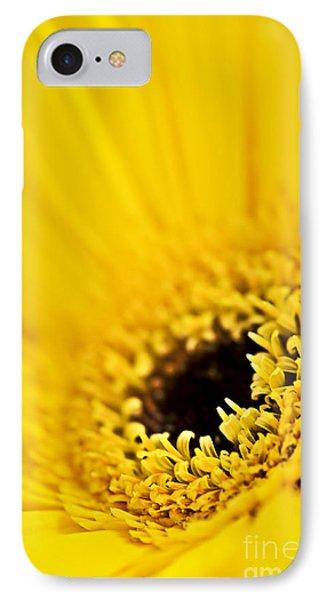 Gerbera Flower Phone Case by Elena Elisseeva