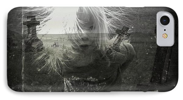 Ghost Child Phone Case by Shirley Sirois