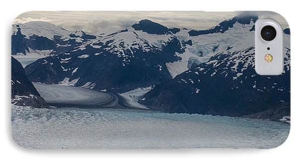 Glacial Panorama Phone Case by Mike Reid