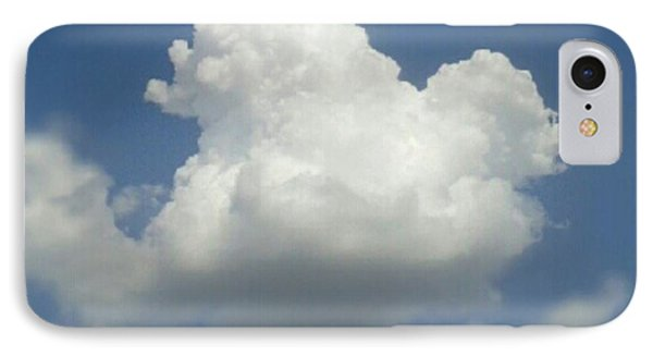 #god's Perfect Sculpting Skill #sky Phone Case by Kel Hill