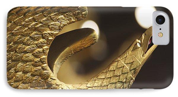 Golden Eagle Phone Case by Mike McGlothlen