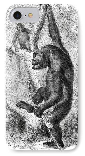 Gorilla Phone Case by Granger