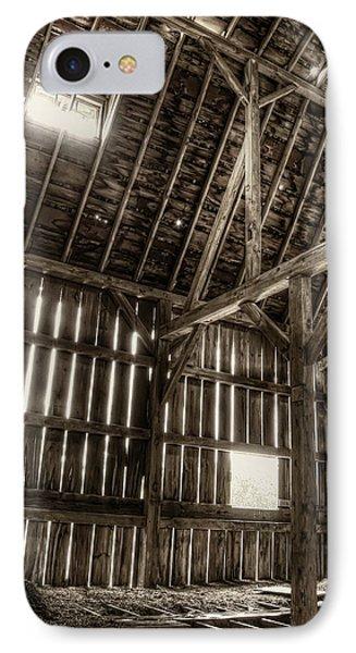 Hay Loft IPhone Case by Scott Norris
