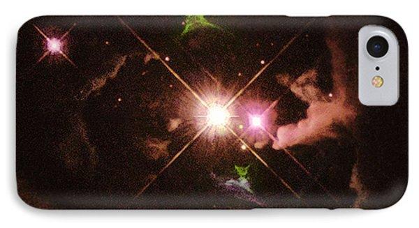 Herbig-haro 32 Phone Case by Space Telescope Science Institute / NASA
