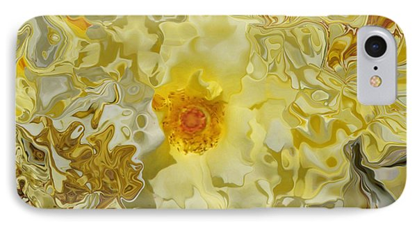 Homage To The Sun  Phone Case by Daniele Smith