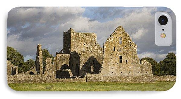 Hore Abbey, Cashel, County Tipperary Phone Case by Richard Cummins