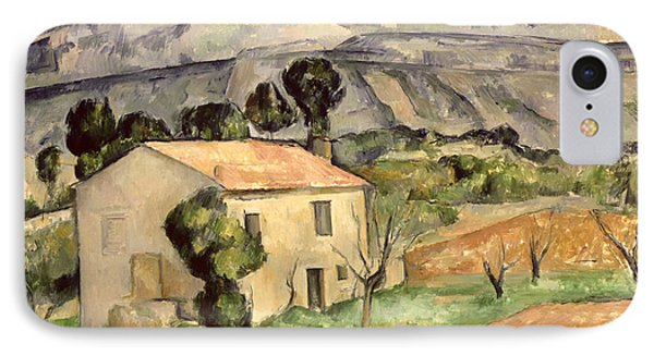 House In Provence Phone Case by Paul Cezanne