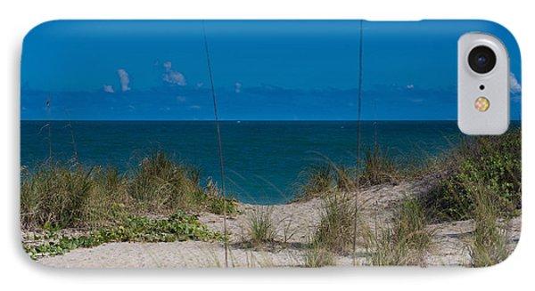 Hutchinson Island Heaven IPhone Case by Trish Tritz