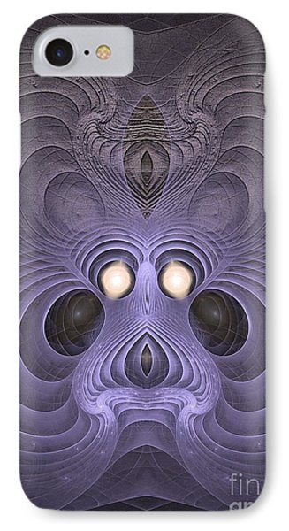 Hypnotized IPhone Case by Sipo Liimatainen