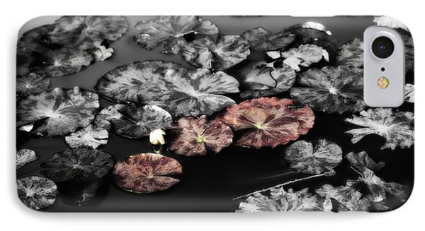 In The Pond Phone Case by Bonnie Bruno