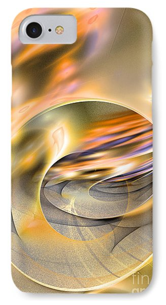 Intrinsic Flame IPhone Case by Sipo Liimatainen
