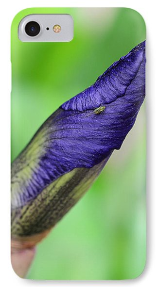 Iris And Friend Phone Case by Lisa Phillips