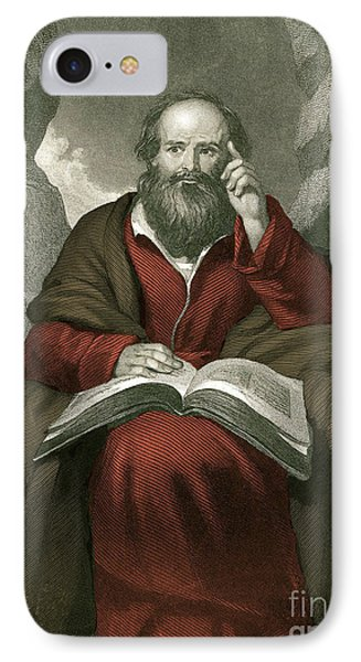 Isaiah, Old Testament Prophet Phone Case by Photo Researchers