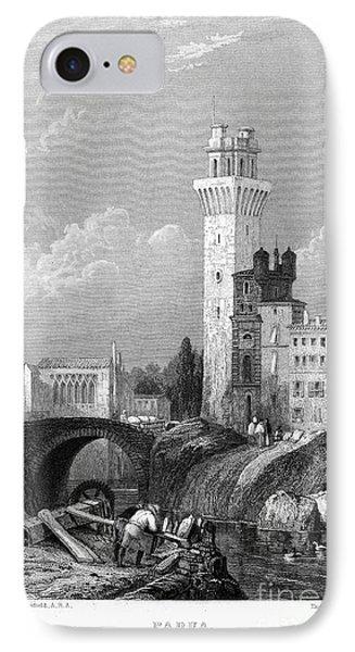 Italy: Padua, 1833 Phone Case by Granger