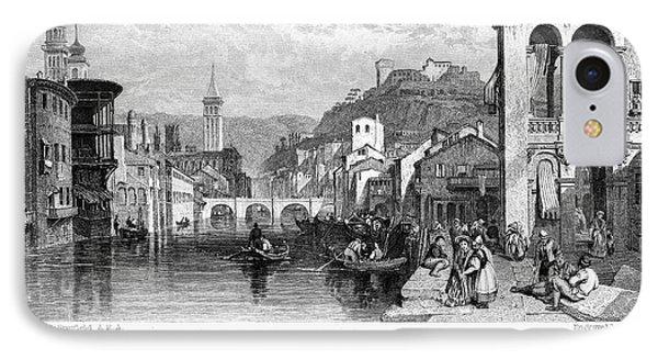Italy: Verona, 1833 Phone Case by Granger