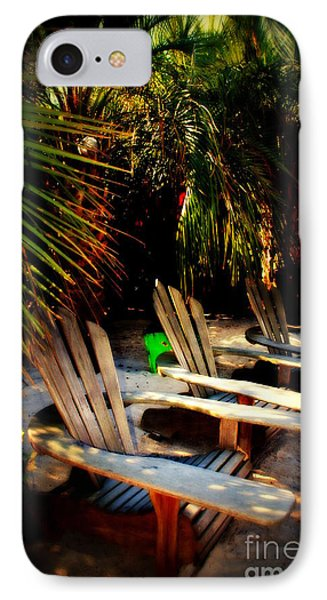 Its Margarita Time In Paradise Phone Case by Susanne Van Hulst