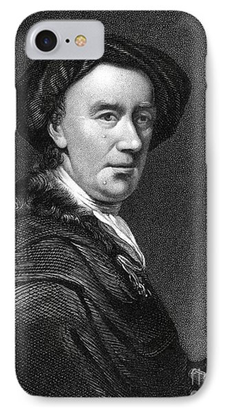 James Ferguson (1710-1776) Phone Case by Granger