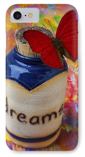 Jar Of Dreams Phone Case by Garry Gay