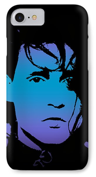 Johnny As Edward IPhone Case by Jera Sky