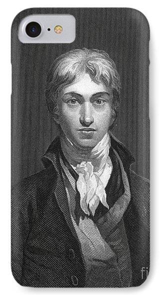 Joseph Turner (1775-1851) Phone Case by Granger