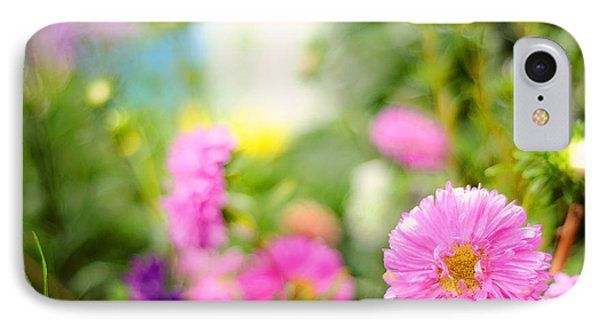 Joy Of Summer Time Phone Case by Jenny Rainbow