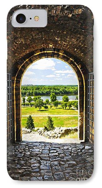Kalemegdan Fortress In Belgrade Phone Case by Elena Elisseeva
