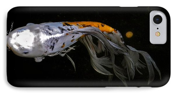 Koi And Coins IPhone Case by Kirsten Giving