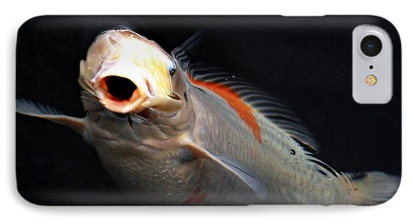 Koi By Surprise Phone Case by Don Mann