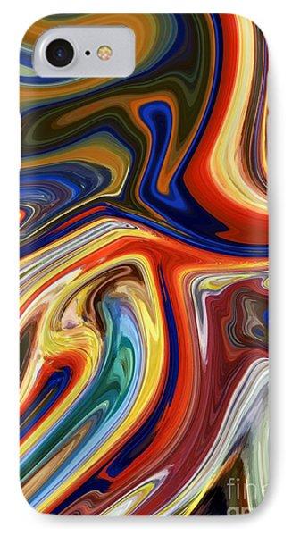 Koi IPhone Case by Chris Butler