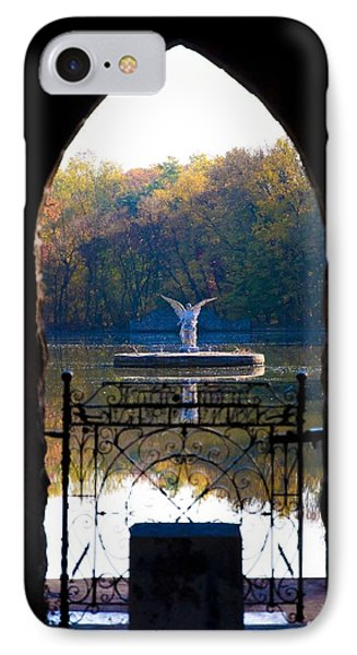 Lake Angel Phone Case by Bill Cannon