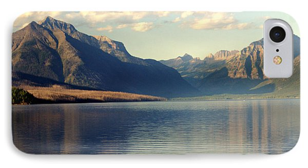 Lake Mcdonald At Sunset Phone Case by Marty Koch
