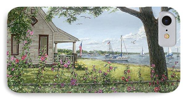 Lake Somewhere Phone Case by Doug Kreuger