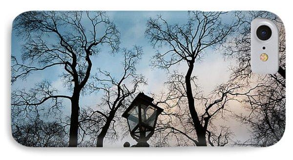 Lantern Phone Case by Konstantin Dikovsky