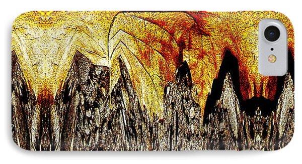 Leaf Meld Phone Case by Tim Allen
