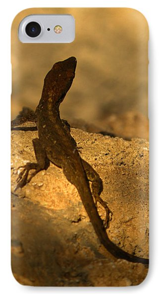 Leapin' Lizards IPhone 7 Case by Trish Tritz