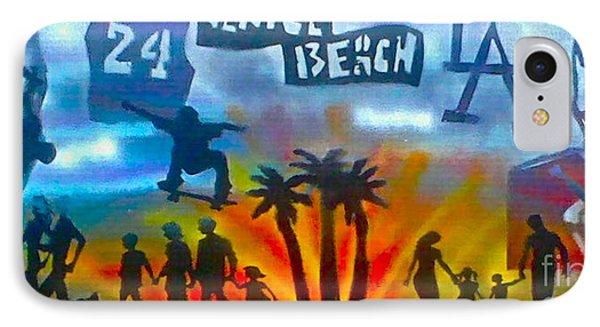 Life's A Beach Phone Case by Tony B Conscious