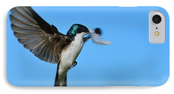 Light As A Feather Phone Case by Tony Beck