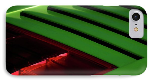 Lime Light IPhone Case by Douglas Pittman