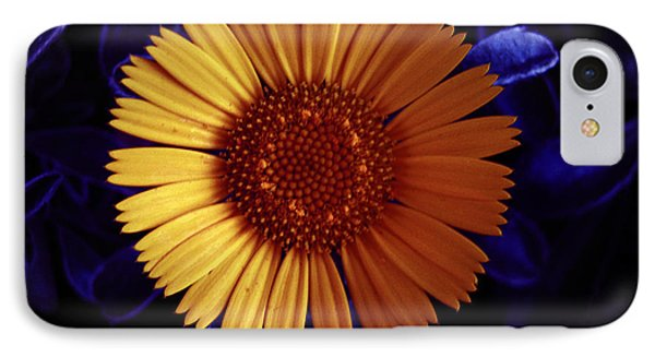 Little Yellow Flower Phone Case by Nafets Nuarb