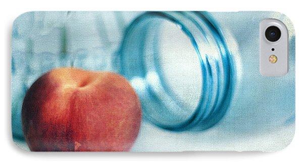 Lone Peach Phone Case by Darren Fisher