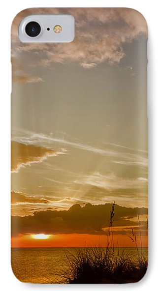 Lovely Sunset Phone Case by Melanie Viola