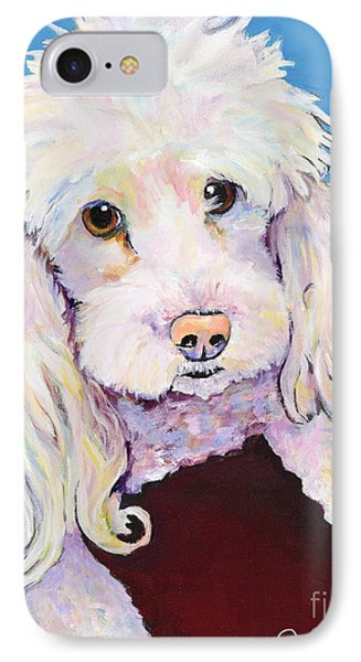Lucy Phone Case by Pat Saunders-White
