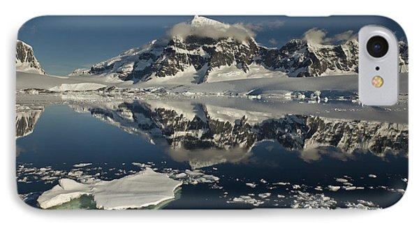 Luigi Peak Wiencke Island Antarctic Phone Case by Colin Monteath