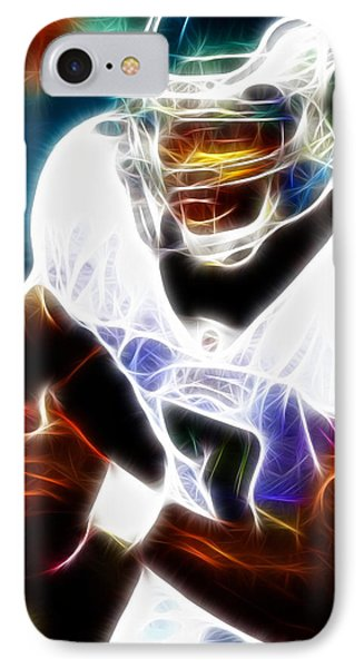 Magical Michael Vick Phone Case by Paul Van Scott