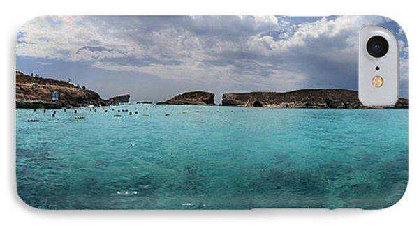 Malta Mediterranean Beach Phone Case by Guy Viner