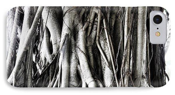 Mangrove Tentacles  Phone Case by Douglas Barnard