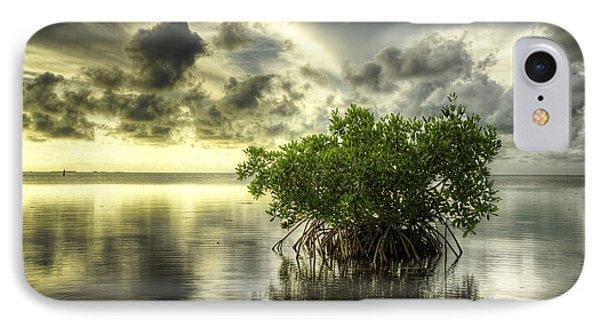 Mangroves I Phone Case by Bruce Bain