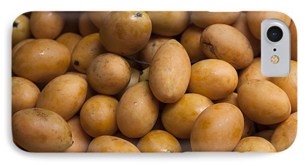 Market Mangoes II IPhone Case by Zoe Ferrie