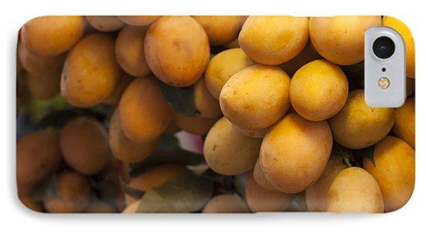 Market Mangoes Phone Case by Zoe Ferrie